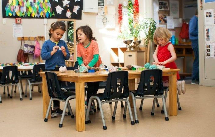 PolyHigh preschool care